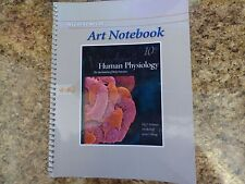 Student Study ART NOTEBOOK, Vander's human physiology 10th edition