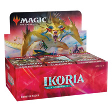Magic the Gathering Ikoria Lair of Behemoths Booster Box NEW