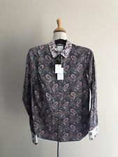 Designer Paul Smith Women 'Paisley Kensington'  Shirt  BNWT Size 38/10 RRP £250