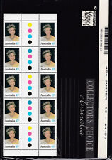 1995 QEII Queen Elizabeth 45c Birthday Gutter MNH Collector's Pack Australia