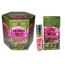 Nebras 6ml (box of 6) Al Rehab Perfume Oil/Attar/Ittar