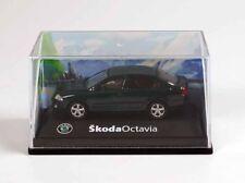 Cararama Skoda Octavia Limo dunkelgrün Modellauto 1:72 OVP ST 9905-11-14