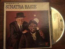 Frank Sinatra Count Basie 7 1/2 Ips Reel To Reel Tested