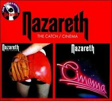 NAZARETH - THE CATCH/CINEMA [DIGIPAK] USED - VERY GOOD CD