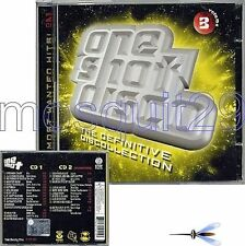 ONE SHOT DISCO VOLUME 3 RARO DOPPIO CD 2000 - FUORI CATALOGO