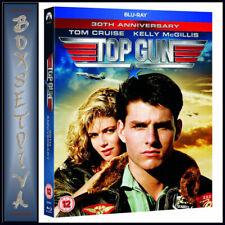 Top Gun - 30th Anniversary Blu-ray 1986 DVD