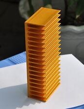 "Aluminum Heatsink 7.16"" x 3.15"" x 1.77"", for Amplifiers"