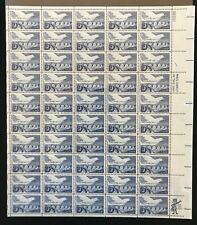 US Sheet 13¢ Stamps (50) PEACE BRIDGE c 1977 MNH #1721