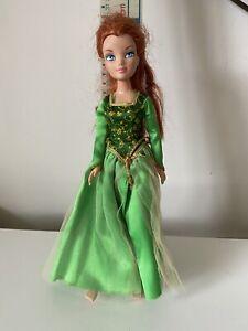 Dreamworks Shrek Transforming Ogre Head Princess Fiona Doll Rare