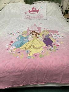 Disney Princess Duvet Cover Set