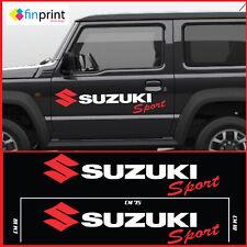 Kit adesivi stickers fuoristrada SUZUKI Sport 4x4 per Santana Samurai off road.