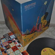 The Rolling Stones Still Life Japan gatefold LP Toshiba ESS-81502 Insert