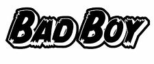 Bad Boy Sticker Decal Graphic Vinyl Label Black V1