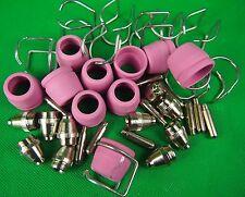 40 Pcs AG60 SG55 WSD60P Plasma Cutter Spares Kit Bobthewelder Australian Seller