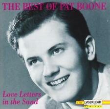PAT BOONE - Best Of: Love Letters In The Sand (CD 1993) USA Import MINT/EXC
