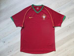 Nike Portugal Trikot (Nationalmannschaft, Cristiano Ronaldo), Gr. S/M, rot, top