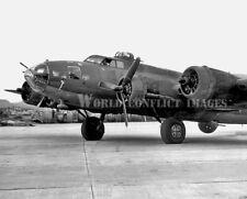 USAAF WW2 B-17 Bomber Memphis Belle Capt Morgan Engine Start #11 8x10 Photo