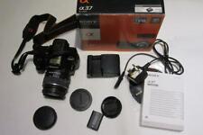 Sony Alpha a37 16.1MP Digital-SLR SLT Camera/Camcorder + AF 18-55mm Lens - BOXED