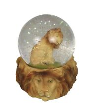 Official Ravensden Snow Globe - 8cm - Lion - King - NEW - Collectable