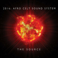 Afro Celt Sound System : The Source CD (2016) ***NEW***