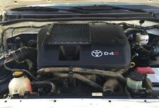 Toyota Hilux Motor 2.5 D-4D AWD 106KW 144PS PS 2KDFTV  Engine Motuer