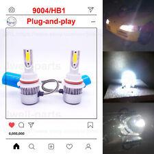 2020 NEW 9004 HB1 LED Headlights Bulbs Performance Kit 45W 4000LM 6000K White
