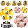 "10Pcs 12"" Latex Helium Balloons Confetti Wedding Birthday Party Decor Supplies"