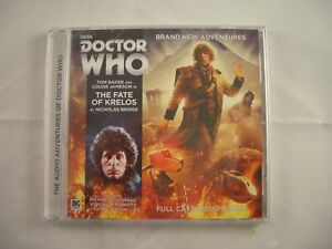 Doctor Who The Fate of Krelos Full Cast Audio CD