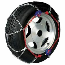 "Auto-Trac 0232805 Light Truck/SUV 16""-21"" Self Tightening Tire Snow Chain Set"