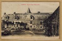 Cpa Savenay - ancien château féodal du Matz rp299