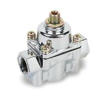 Holley Performance 80000103 Fuel Pressure Regulator Adjustable 4.5 to 9 PSI Chro