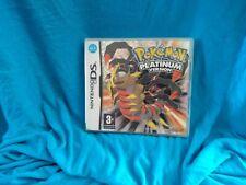Raro-Pokemon: versión Platinum (Nintendo DS, 2009) Seminuevo