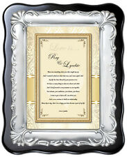 Romantic Gifts for her him Love You Poem Plaque Wife Husband Anniversary Spouse
