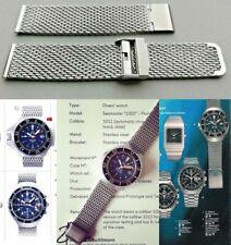 Stainless steel Milanese shark mesh watch bracelet - Classic MESH watch strap