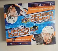 2020 Upper Deck Young Guns Series 1 Factory Sealed Hockey Retail Box