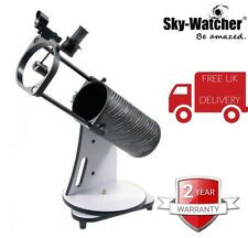 Skywatcher Heritage-130P FlexTube Parabolic Dobsonian Telescope 10213 (UK Stock)