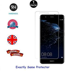 For Huawei P10 Lite Tempered Glass Screen Protector Premium Protection