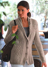 Stylecraft 9624 Ladies Knitting Pattern Jumper and Cardigan in Moonbeam  DK