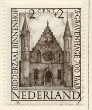 Netherlands 1948-49 Early Issue Fine Used 2c. NW-11721