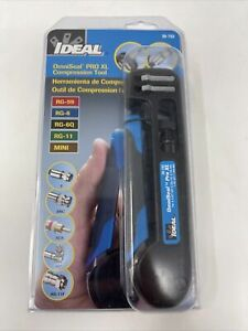 NEW IDEAL Electrical 30-793 OmniSeal PRO XL Compression Tool