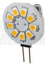 LAMPADINA LED G4 10-30V 9W 97Lm BIANCO CALDO 9 LED SMD2835 JO500/1WW