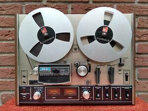 AKAI 4000DS 3 head HiFi stereo reel to reel recorder + 12M warranty