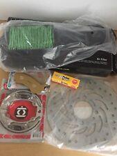 HondaPCX125 2015 Brake Disc And Shoe Kit + Air Filter & Spark Plug !!OFFER !!