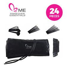 ME Professional 24 Piece Kabuki Make Up Brush Set Kit with Cosmetic Brushes Case