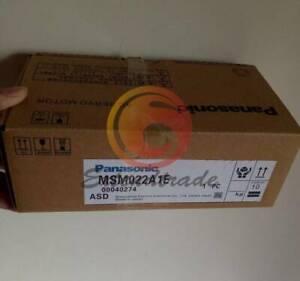 Ein Panasonic Servo Motor MSM022A1E Neu