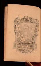 Livres anciens et de collection en couverture souple xviiième en anglais