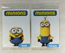 2015 MINIONS MOVIE TRADING CARD Base Set STUART /& BOB Despicable Me, Gru