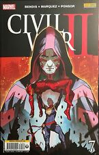 Civil War II (2) N° 7 - Marvel Miniserie 182 - Panini Comics - ITALIANO NUOVO