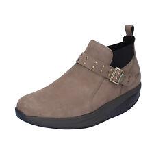 women's shoes MBT 8 / 8,5 (EU 39) ankle boots beige nabuk performance BZ907-E