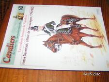 Osprey Cavalier Guerre Napoléon n°60 Cavalerie Hessoise